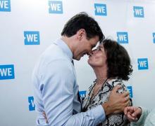 Justin Trudeau confirma que su madre se encuentra bien tras ser hospitalizada