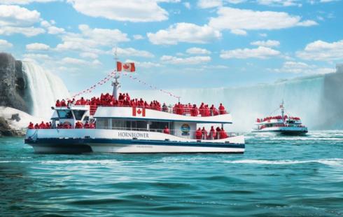 Hornblower Niagara Cruises suspende operaciones tras reapertura