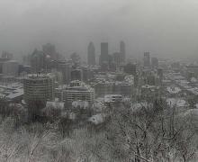 Se registra sismo al sur de Montreal esta mañana