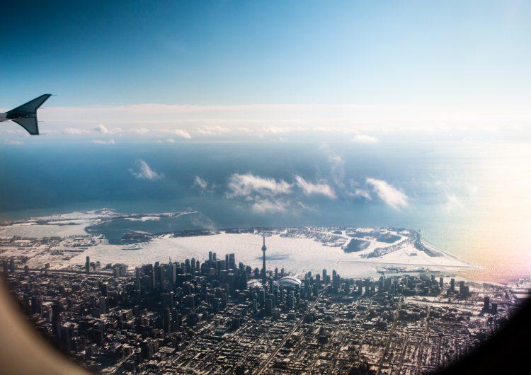 Se esperan temperaturas de 9 ºC para el fin de semana en Toronto