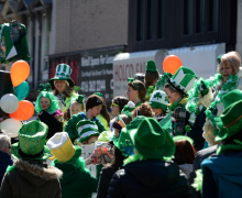 Cancelan desfile de St. Patrick's Day en Toronto por el coronavirus