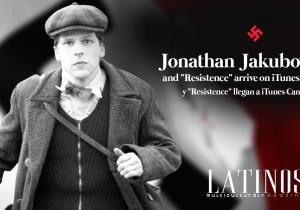 "Jonathan Jakubowicz y ""Resistence"" en iTunes Canada"