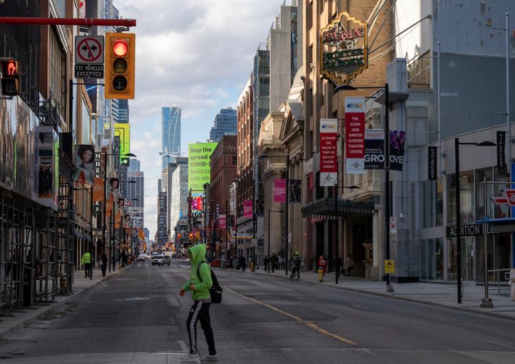 Toronto y Peel Region entrarán a la etapa 2 de reapertura esta semana